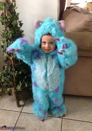 Monsters Boo Halloween Costume Sulley Monsters Costume Halloween Costume Contest Costume