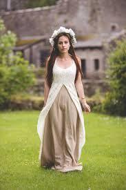 free wedding dresses earth goddess wedding dress free spirited celtic design