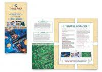 free brochure templates downloads professional samples templates
