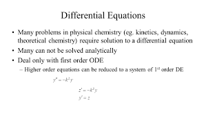 chemistry problems equations