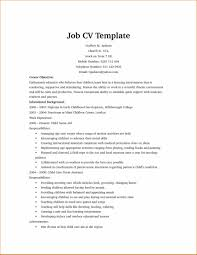 Best Resume Language by Of Resumes Model Cv For Job Application Basic Example Resume