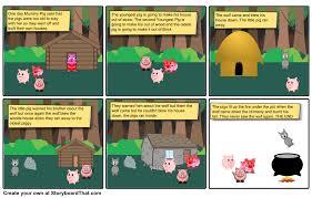 pigs storyboard johnnyboy68