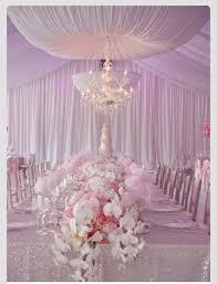 pale pink table cover wedding table weddingsparklesblog