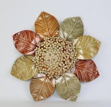 amazon com twg daisyflower the modern daisy flower metal wall
