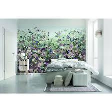 komar 145 in w x 97 in h botanical wall mural xxl4 035 the h botanical wall mural