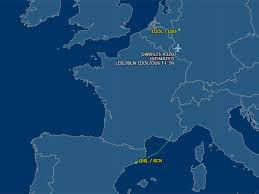 Dusseldorf Germany Map by French Alps Plane Crash Germanwings Crew U0027did Not Send Distress