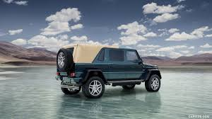 2018 mercedes maybach g 650 landaulet wallpaper pick up and
