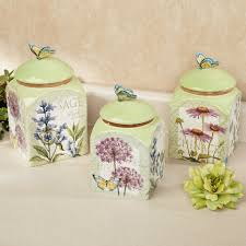 kitchen canisters ceramic sets ceramic kitchen canisters sets
