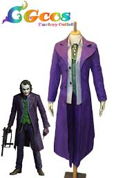 online buy wholesale dark knight joker costumes from china dark