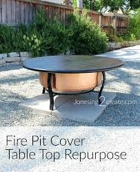 fire table cover rectangle fire pit with cover fire pit metal mesh cover staround me
