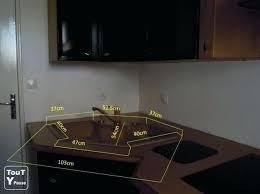 evier cuisine d angle evier cuisine d angle awesome evier de cuisine marron ideas design