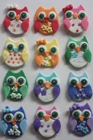 owl cake toppers foodista these owl cupcake toppers are a hoot