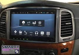 android in dash lexus lx 470 android in dash car stereo navigation unit