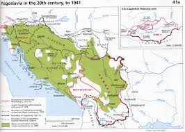 Map Of Europe 1941 by Balkans Maps