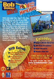 bob builder hold hard hats bilingual dvd movie