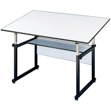 Black Drafting Table Alvin 37 5