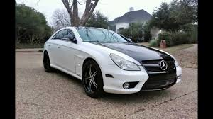 mercedes customized fully customized mercedes cls 500