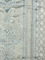 maia antique damask rod velvet curtains