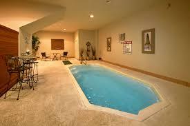 gatlinburg cabins with indoor pools for rent elk springs resort