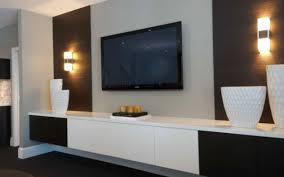 design tv wall mounted tv modern living rooms and modern living