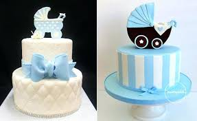 baby carriage cake baby boy shower cake toppers vintage topper pram carriage cakes