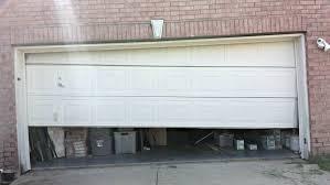 Garage Door Repir by Garage Doors Open Garage Door Sensor To Smartphone Indicator