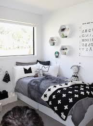 chambre noir et blanc design chambre enfant en noir et blanc 25 idées à copier s room