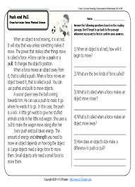 second grade worksheets reading worksheets
