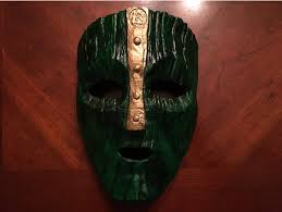 The Mask Costume Still Need An For Halloween Check Out These 3d Printed