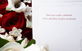 marriage invitation quotes wedding invitation wording etiquette