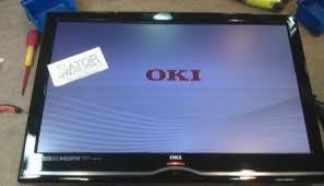 Television Oki No Enciende