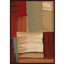 Rugs In Home Depot Home Dynamix Art Deco Multi 7 Ft 10 In X 10 Ft 2 In Area Rug 1