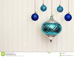 ornaments on beadboard stock image image 35503307