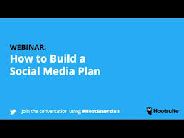 Plan Social Media How To Build A Social Media Plan Youtube