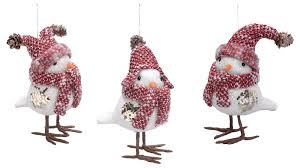3 bird ornament set reviews birch
