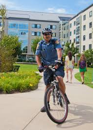 Scsu Map Bike Patrol Unit