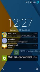 android lock screen notifications nils lock screen notifications 1 7 2 694 apk for android