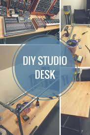 Creation Station Studio Desk by Low Cost