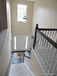 How To Build A Staircase Banister Best 25 Painted Stair Railings Ideas On Pinterest Railings
