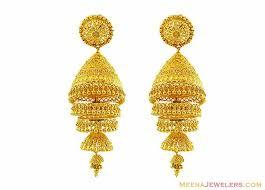 big jhumka gold earrings 151 best jhumki images on indian jewelry ethnic