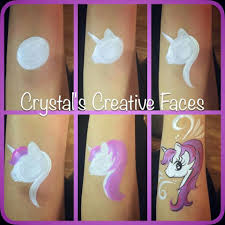 lovely tutorial thanks for sharing sbs unicorn face painting