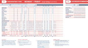 hudson bergen light rail schedule nj transit rail weekend schedule