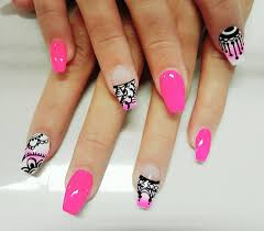 paulina s passionsguest post at heroine nyc blog floral nails