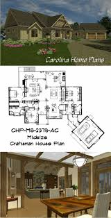 open floor plan layout and large great room with cathedral beam
