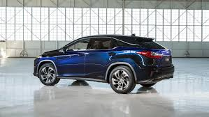 lexus uk linkedin three row lexus rx could finally debut at tokyo motor show