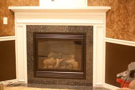 corner fireplace mantel with tv above most attractive corner