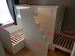 Best  Pallet Bunk Beds Ideas On Pinterest Bunk Bed Mattress - Triple bunk bed plans kids