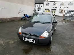 03 ford ka 1 3 petrol cheap runabout px to clear in newport