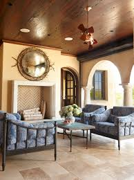 Jeff Lewis Living Spaces by Alfresco Living Spaces With A Mediterranean Flair Traditional Home