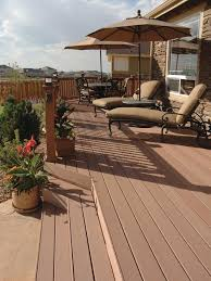 tri level home decorating decks raised vs grade level hgtv
